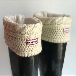 HUNTER Crochet Socks/Liners